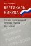 Вертикаль никуда. Очерки политической истории России. 1991-2008 Нисневич Ю.А.