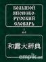 Большой японско-русский словарь. В 2 томах. Том 1 (51206)