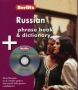 Russian phrase book & dictionary: + audioCD (+ CD-ROM)